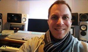 Marcel - Producer en audio engineer