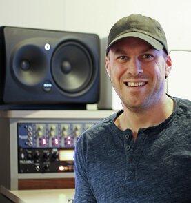 Muziekproducer Marcel van Ling