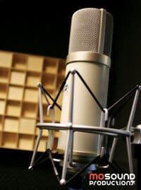 Opnamestudio microfoon MoSound