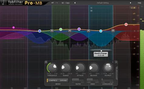 FabFilter Audiomastering