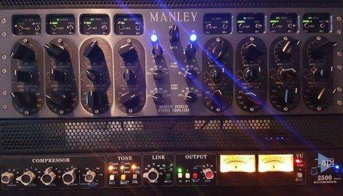 Audiomastering met Massive Massive en API 2500